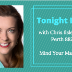 Mind Your Manners interview with Chris Ilsley 6PR Perth