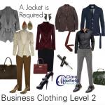 Business Dress Code Level 2